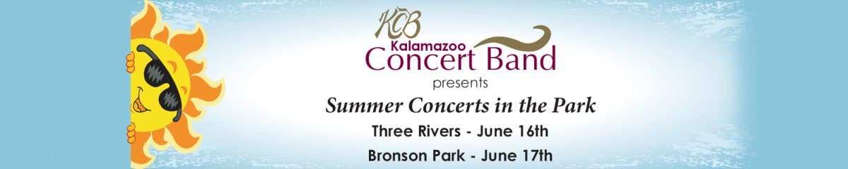 Kalamazoo Concert Band - 2018 Summer Concerts in the Park